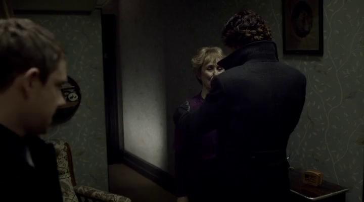 Шерлок (1 Сезон) - 1 Серия