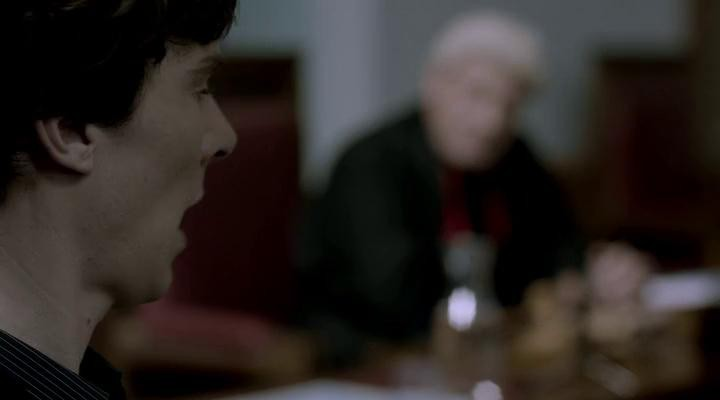 Шерлок (2 Сезон) - 3 Серия