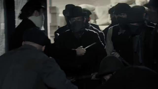 Улица потрошителя (1 Сезон) - 6 Серия