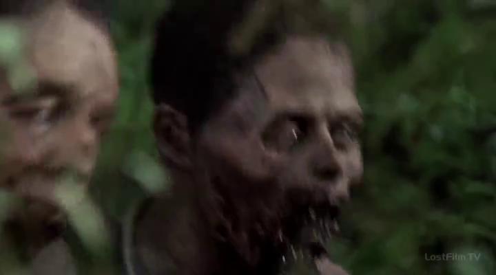 Ходячие мертвецы (3 Сезон) - 3 Серия
