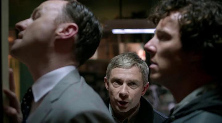 Шерлок (3 Сезон) - 3 Серия