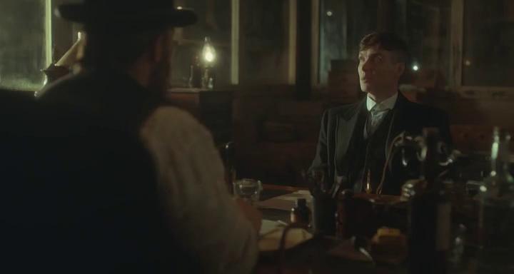 Острые козырьки (2 Сезон) - 6 Серия