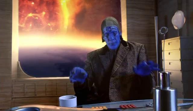 Доктор Кто (1 Сезон) - 2 Серия