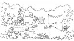 Кот Саймона 23 серия — На старт, внимание…Ням!
