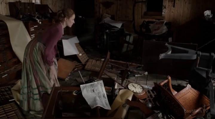 Ад на колёсах (4 Сезон) - 13 Серия