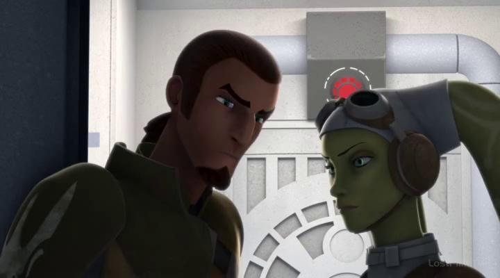 Звездные войны: Повстанцы (2 Сезон) - 1 Серия