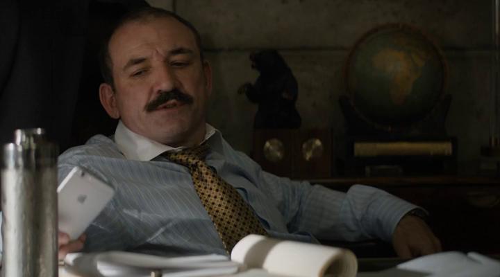 Настоящий детектив (2 Сезон) - 5 Серия
