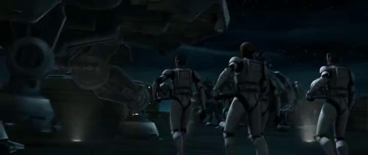 Звездные Войны: Войны Клонов (1 Сезон) - 16 Серия