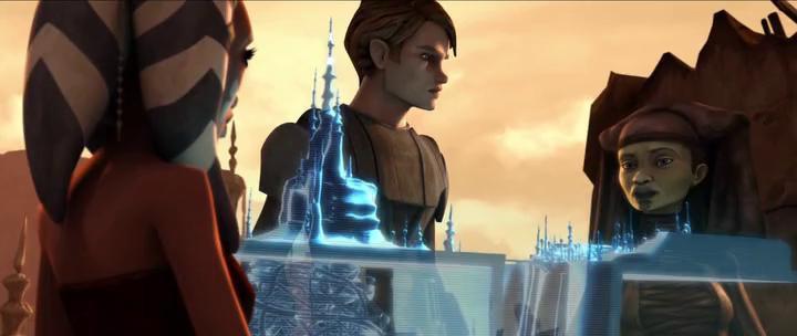 Звездные Войны: Войны Клонов (2 Сезон) - 6 Серия