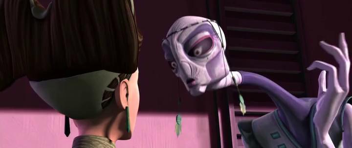 Звездные Войны: Войны Клонов (2 Сезон) - 15 Серия