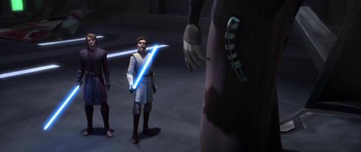 Звездные Войны: Войны Клонов (3 Сезон) - 12 Серия