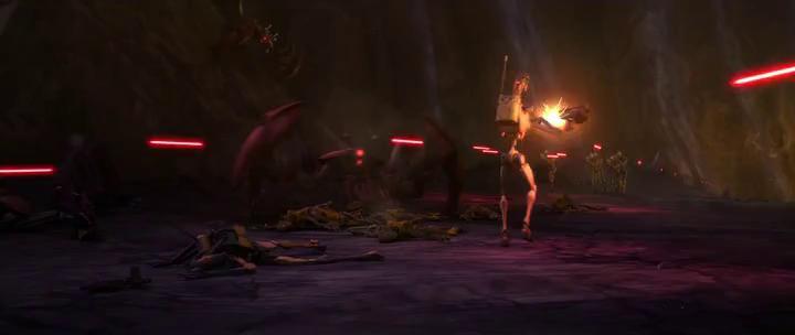 Звездные Войны: Войны Клонов (3 Сезон) - 20 Серия