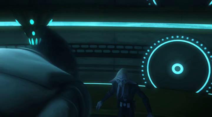 Звездные Войны: Войны Клонов (4 Сезон) - 3 Серия