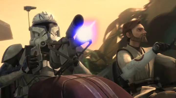 Звездные Войны: Войны Клонов (4 Сезон) - 11 Серия