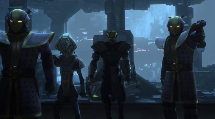 Звездные Войны: Войны Клонов (5 Сезон) - 15 Серия