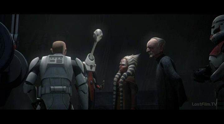 Звездные Войны: Войны Клонов (6 Сезон) - 4 Серия