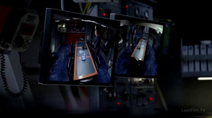 Последний корабль (2 Сезон) - 8 Серия