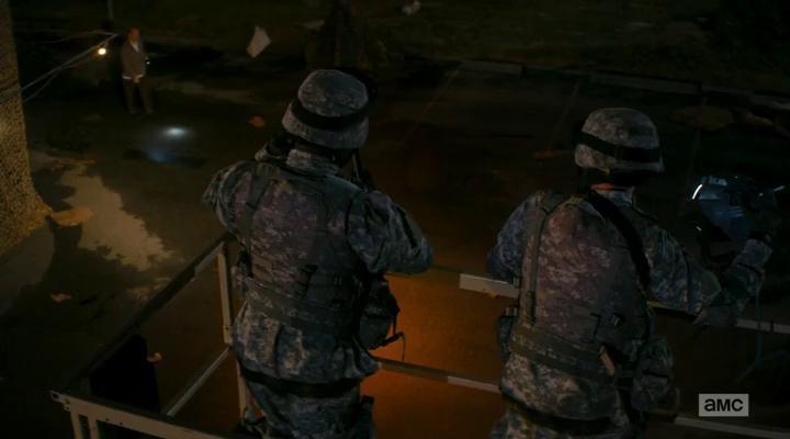 Бойтесь ходячих мертвецов (1 Сезон) - 6 Серия