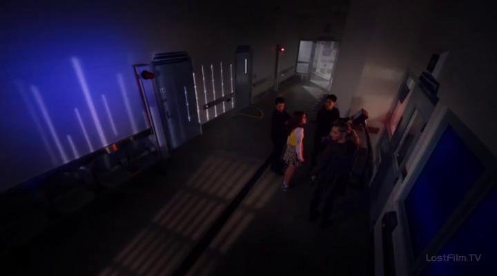 Библиотекари (2 Сезон) - 8 Серия