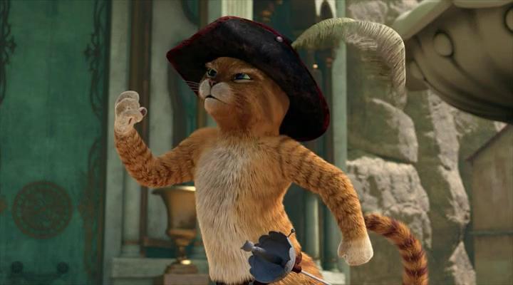 Приключения кота в сапогах (1 Сезон) - 8 Серия