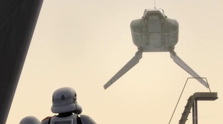 Звездные войны: Повстанцы (2 Сезон) - 11 Серия
