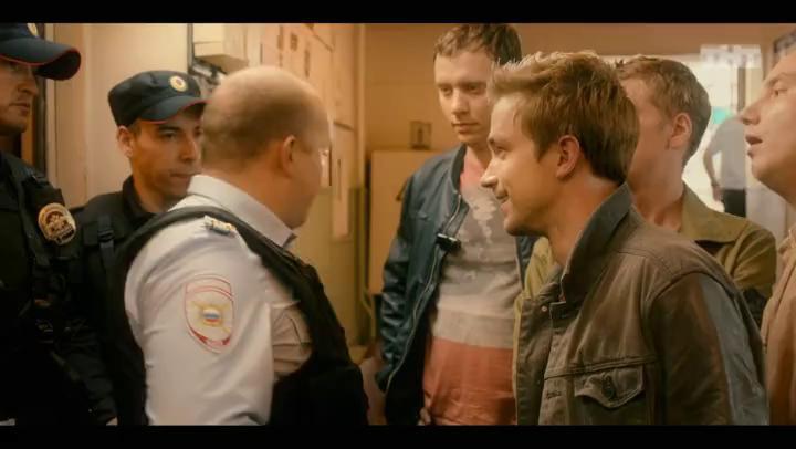 Полицейский с Рублёвки (2 Сезон) - 6 Серия