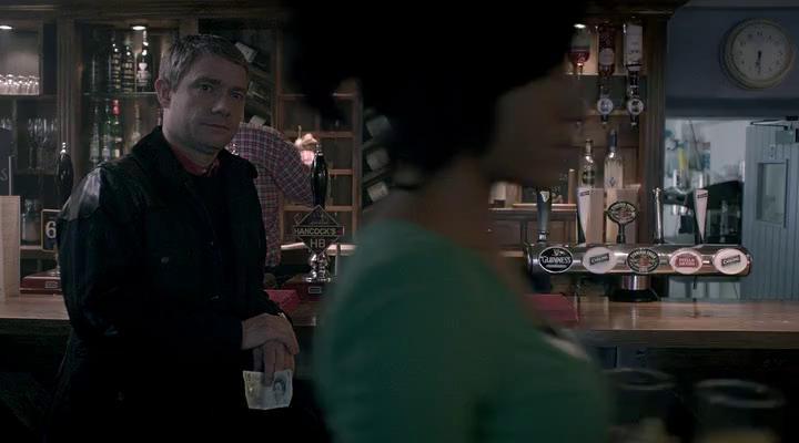 Шерлок (2 Сезон) - 2 Серия