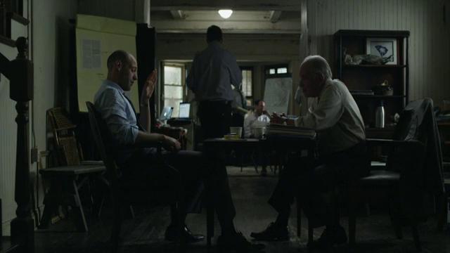 Карточный домик (1 Сезон) - 7 Серия