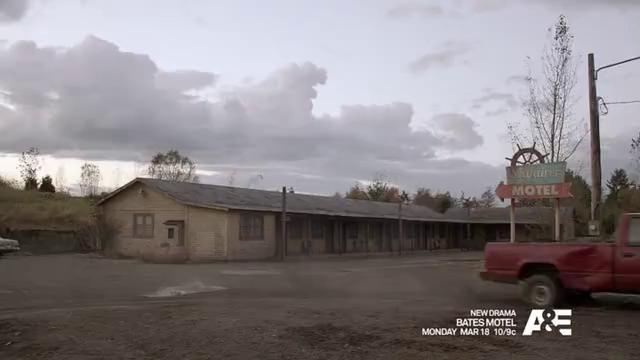 Мотель Бейтса (1 Сезон) - 1 Серия