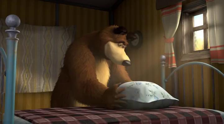 Маша и Медведь - До весны не будить