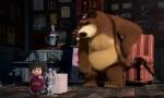 Маша и Медведь - Лыжню!