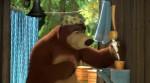 Маша и Медведь - Усатый-полосатый