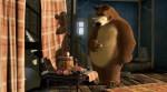Маша и Медведь - Картина маслом