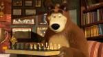 Маша и Медведь - День кино