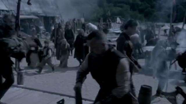 Викинги (3 Сезон) - 1 Серия