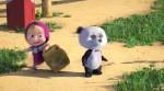 Маша и Медведь - Учитель танцев