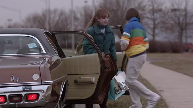 Американцы (1 Сезон) - 6 Серия