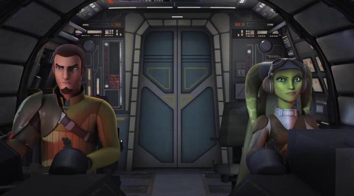 Звездные войны: Повстанцы (1 Сезон) - 10 Серия
