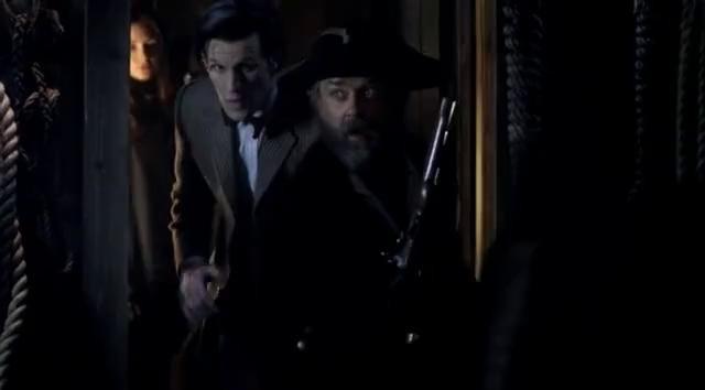 Доктор Кто (6 Сезон) - 3 Серия