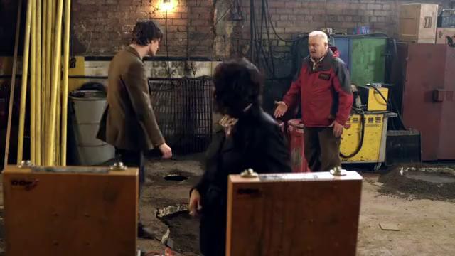 Доктор Кто (5 Сезон) - 8 Серия