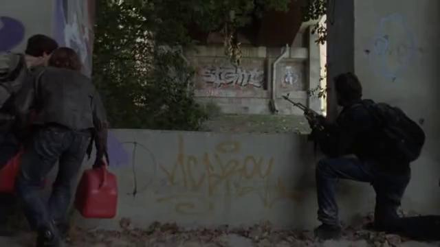 Сошедшие с небес (1 Сезон) - 4 Серия