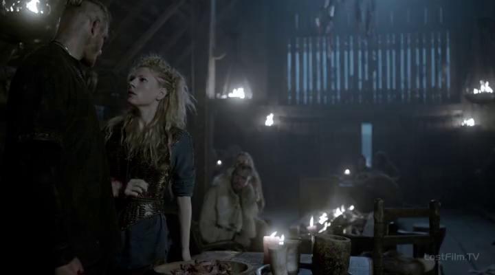 Викинги (3 Сезон) - 5 Серия