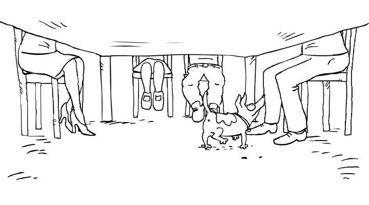 Кот Саймона 4 серия — С меня хватит