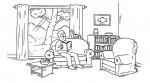 Кот Саймона 37 серия — Время беситься