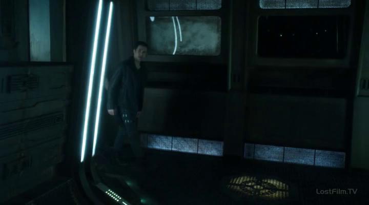 Тёмная материя (1 Сезон) - 1 Серия