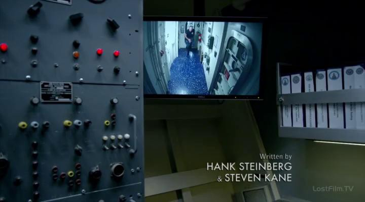 Последний корабль (2 Сезон) - 2 Серия