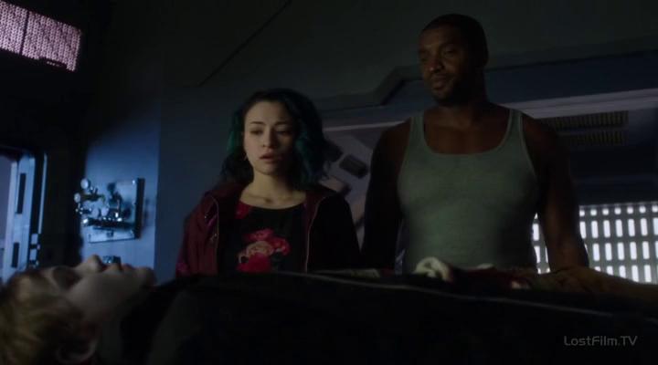 Тёмная материя (1 Сезон) - 3 Серия