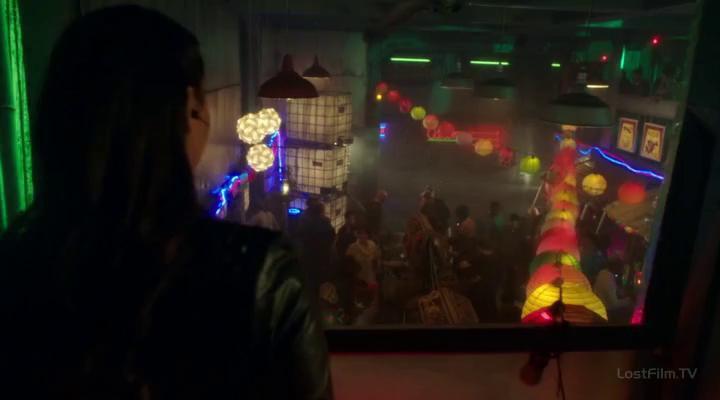 Тёмная материя (1 Сезон) - 4 Серия