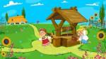 Машины сказки — Петушок - Золотой гребешок