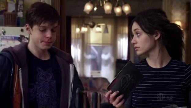 Бесстыдники (1 Сезон) - 2 Серия